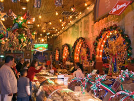 San Antonio Market Square Food