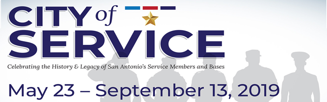 City of Service: May 23 - September 13, 2019